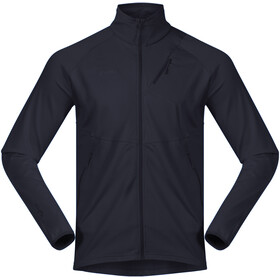 Bergans Galdebergtind Jacket Herr dark navy/dark fogblue